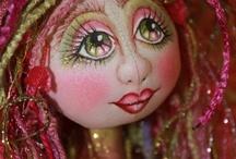 dolls / by Linda Slaughter
