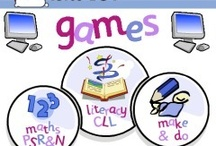Early Learning Resources / Online Games for K-2 students