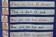 Jack o'happy / Filastrocca di jack o'lantern