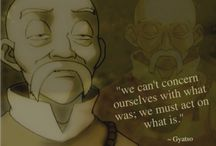 Avatar Aang / Zinnen vanuit mijn lievenlings serie avatar the last Airbender