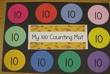 100th Day of School / A whole day in celebration of a number- oh my!  We are here with 100 ideas to help you learn and celebrate!!!!