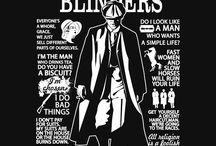 Peaky fooking blinders
