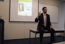 Why branding needs a good strategy / We invited Anthony C Taylor, the CEO of SME strategy, to come to our campus.