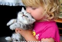 kids + animals