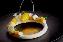 Desserts- Molecular Gastronomy