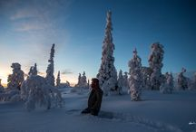 Lapland January 2014 / From Levi Lapland