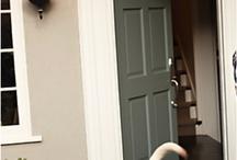 Front door redo / by Molly Marshall