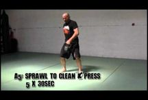Training BJJ MMA bodyweight conditioning