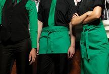 uniformes barista