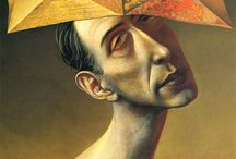 rudolf hausner / by JUNG SUNG LEE