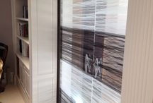 Glass panels / Using glass in panels.