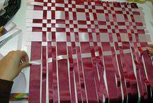 patchwork - japonský prepletaný