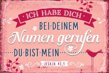 Mein Glaube - Jesus Christus ♥