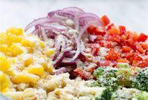 Food (Salads)
