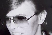 David Bowie by Philippe Auliac 1977