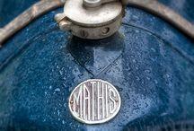 Car Radiator Emblems