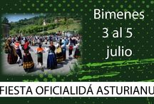 Fiestas Asturianas