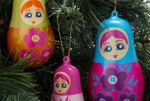 Nesting dolls / by Georgette