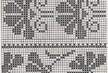 crochet - filet