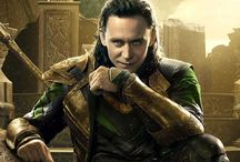 Loki(Tom Hiddleston)