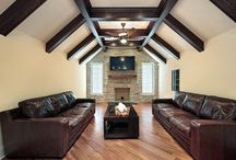 Ranch foyer