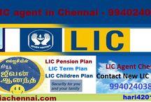 Lic agent chennai / We are authorized LIC agent in chennai-9940240384 we offers Best lic policy in Chennai