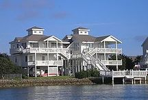 North Carolina Beach Houses / A collection of lovely & interesting North Carolina Beach Homes from one of the many beautiful beaches. Call 919-578-3111 for more information and for a free relocation guide.