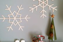 Xmas decor ideas by VioletMimosa