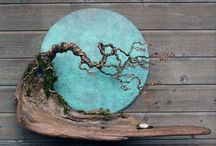 Tree branches creations