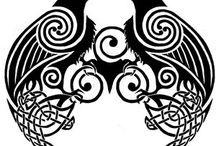 Viking/Celtic tattoo ideas