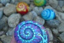 kameny malovani
