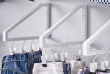 hangers en kaste organize
