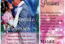 Passionate Promises an Embracing Romance Anthology