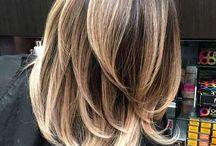 Beautiful hair / Almost grey