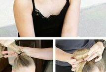 Calla hair