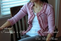 sewing reconstruction / by Trish Mastriano