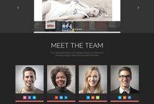 Web Design / I'm a web developer always looking for inspiration...