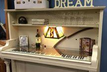 Piano ombouwen