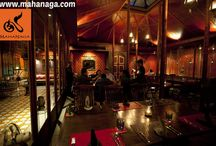 MahaNaga Restaurant and Bar / MahaNaga is one of the best restaurants in Bangkok that serves wide selections of Thai Cuisine.