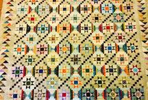 flying geese border quilts