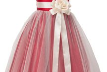 Flower girls dress ref