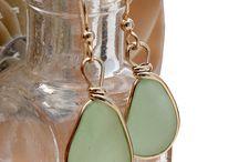 Seafoam Green Sea Glass