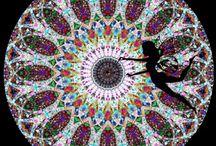 My Artwork- Mandalas- Copyright applies