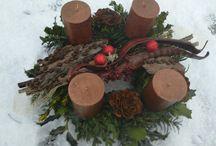 chrismas dekorations_vánoční dekorace