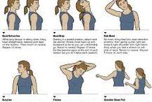 Rehabilitacja i rozgrzewka / Proste ćwiczenia na ból i nie tylko