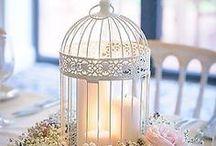 Shabby Chic Bridal Shower Inspiration / Shabby chic bridal shower inspiration.