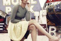 girly - feminin / by Stephanie Therien