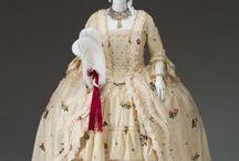 1700-luku vaatteet