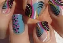 Nail art / by Amber Stephens-Tibbets