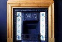 1930 fireplace